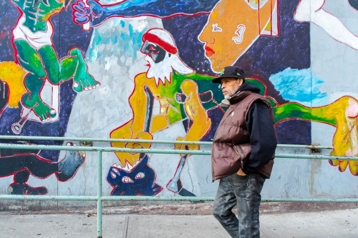 Picasso in El Barrio #2