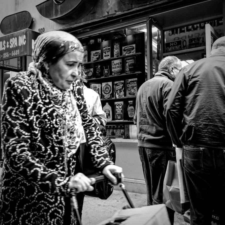 shopping in Little Odessa
