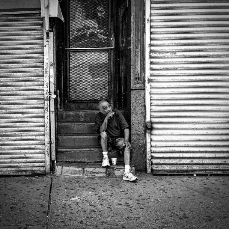 El Barrio stoop