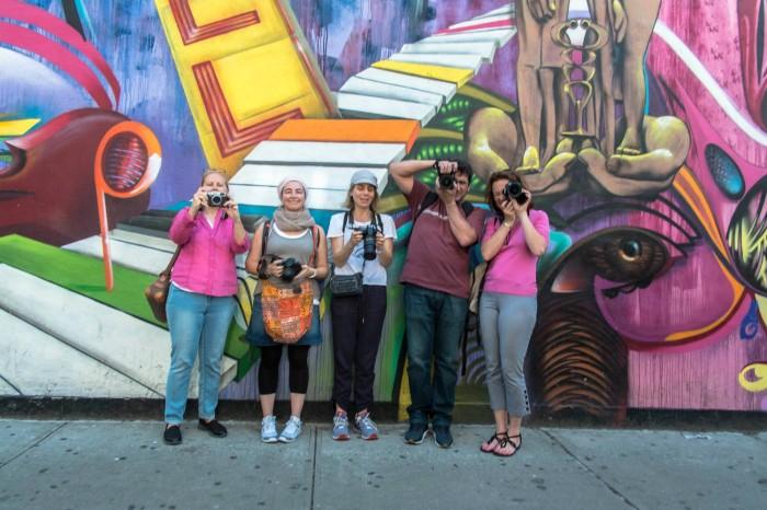 Harlem street photography workshop