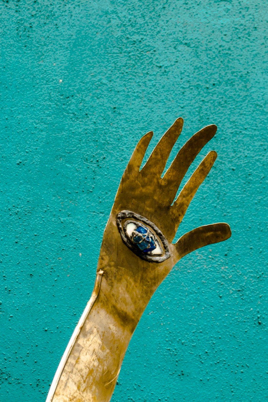 gold-hand