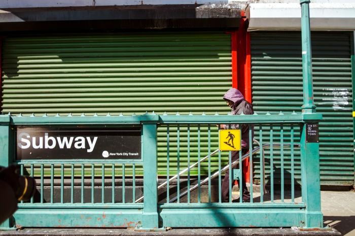 116th Street Subway