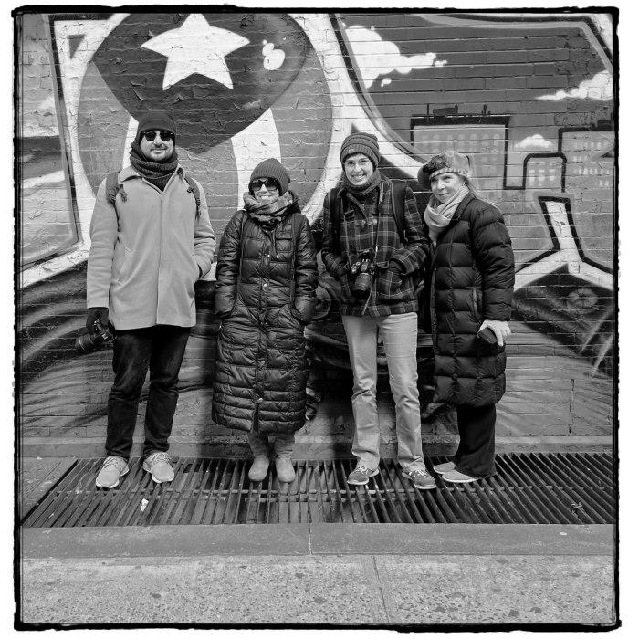 El Barrio crew