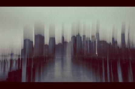 lower Manhattan at dusk 2