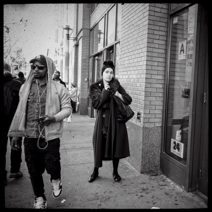 Sunday on 125th street