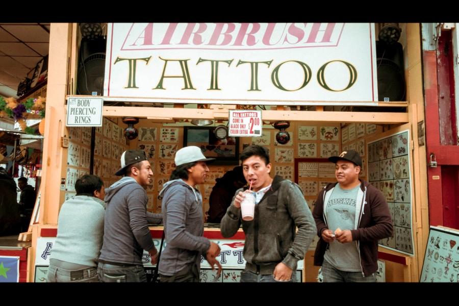 Coney Island crew