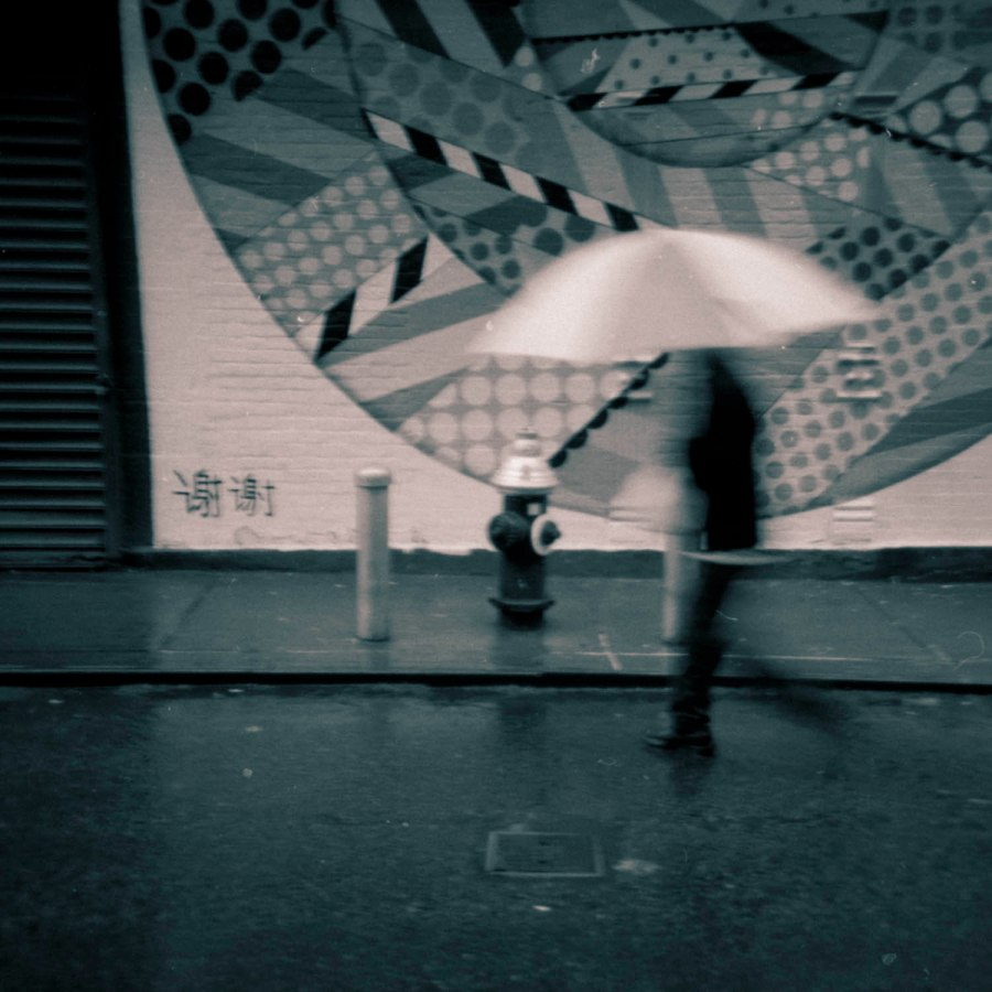 monochromatic Chinatown