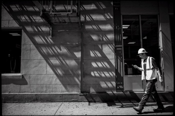 12th Street with Shadows