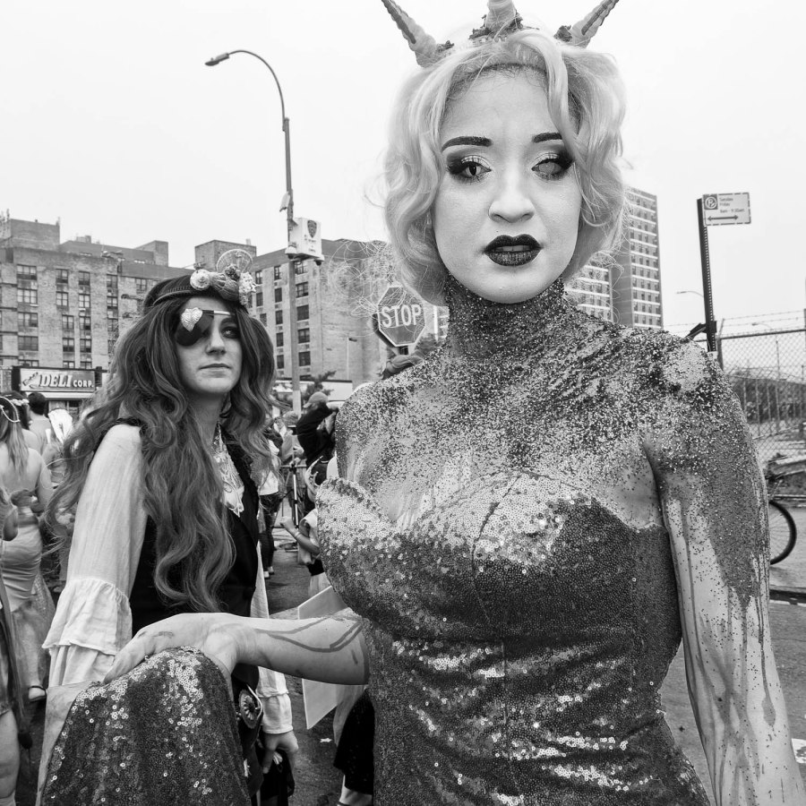 2017 Coney Island Mermaid Parade 10