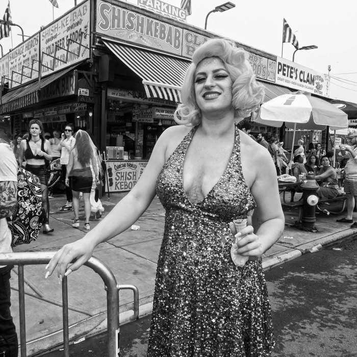 2017 Coney Island Mermaid Parade - 4