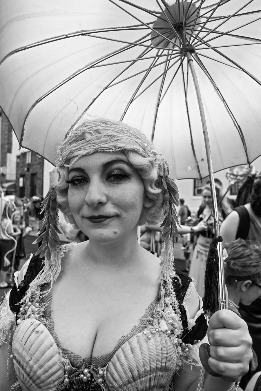 2017 Coney Island Mermaid Parade - 7
