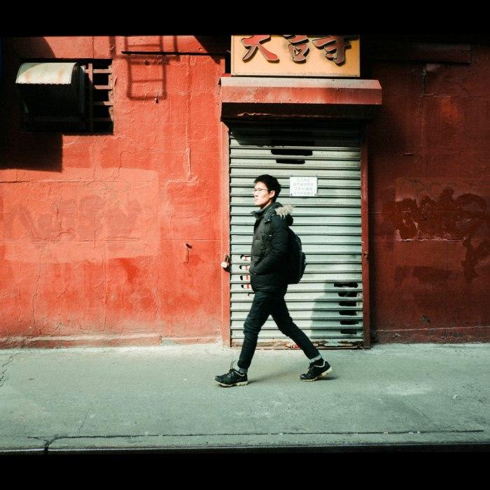 Chinatown pace