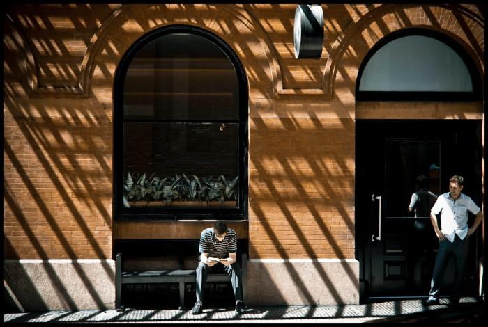 SoHo shadows