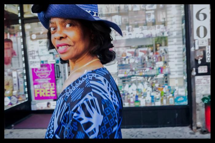 Blue in East Harlem