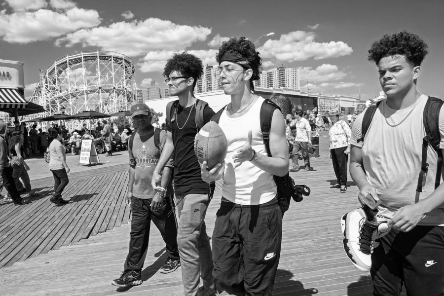 Boyz on the Boardwalk