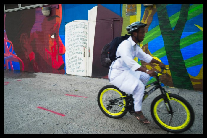 Cycling Harlem