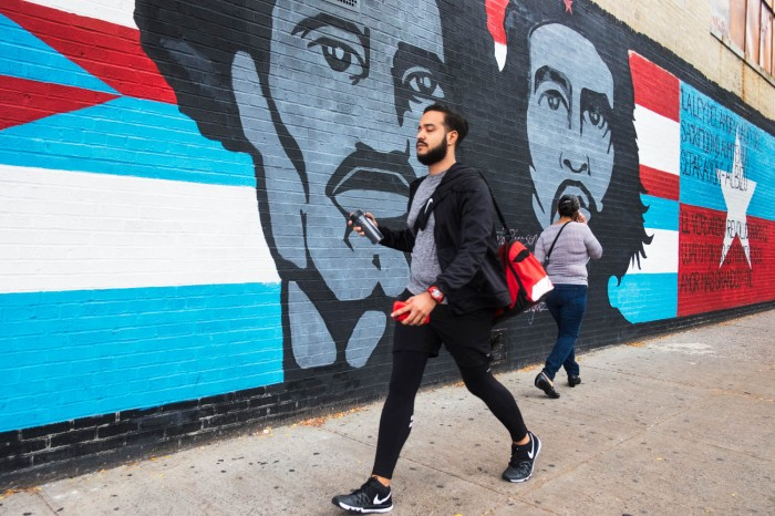 Che in El Barrio