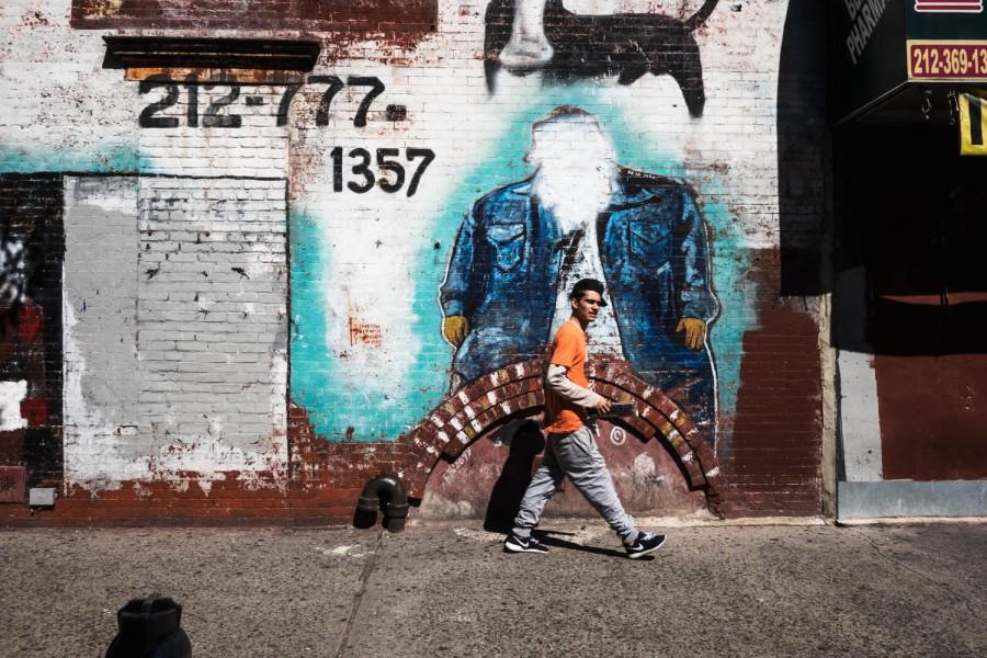 El Barrio Wall