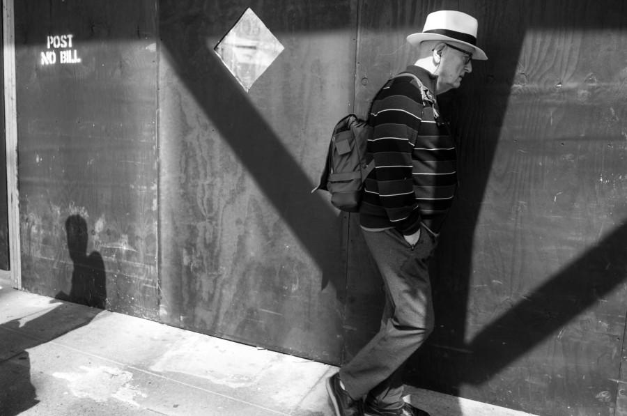 Madison Avenue Shadows