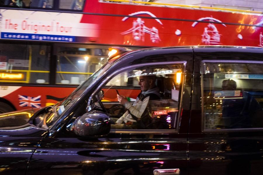 London Cab color