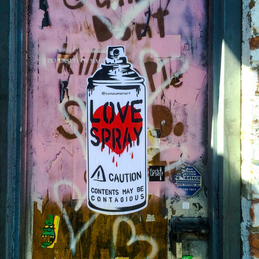 love spray