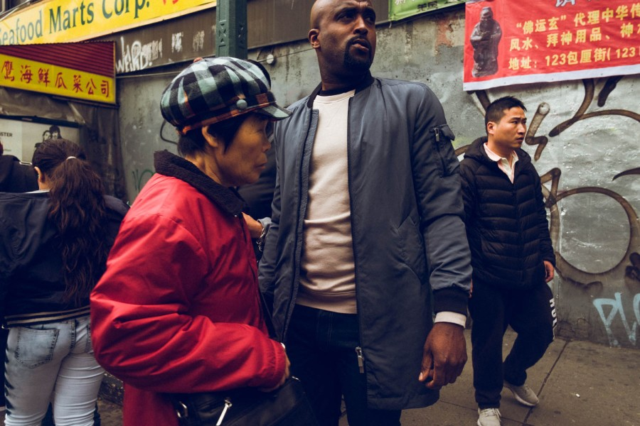 Chinatown in Color 1