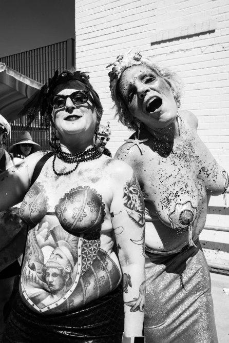 Glitter and Tattoos