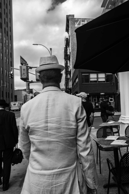 Man in Hat 2