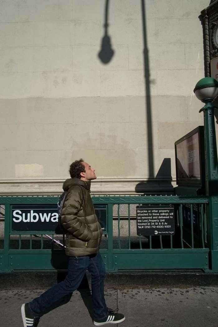 Chelsea Subway