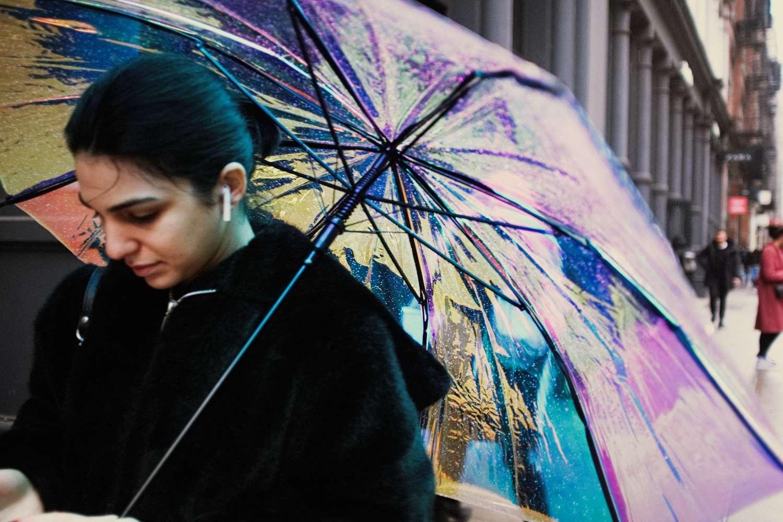 Rainy Day in Soho