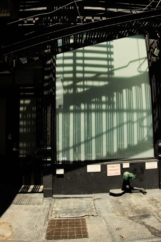 Shadows on Bond