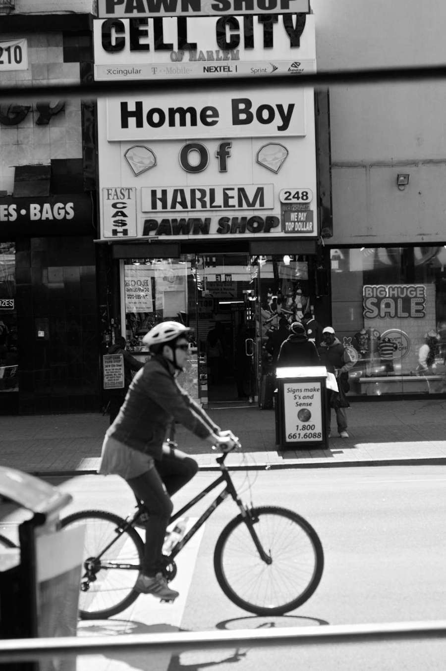 Home Boy of Harlem