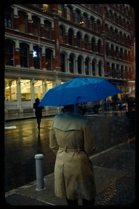 Blue Umbrella Day