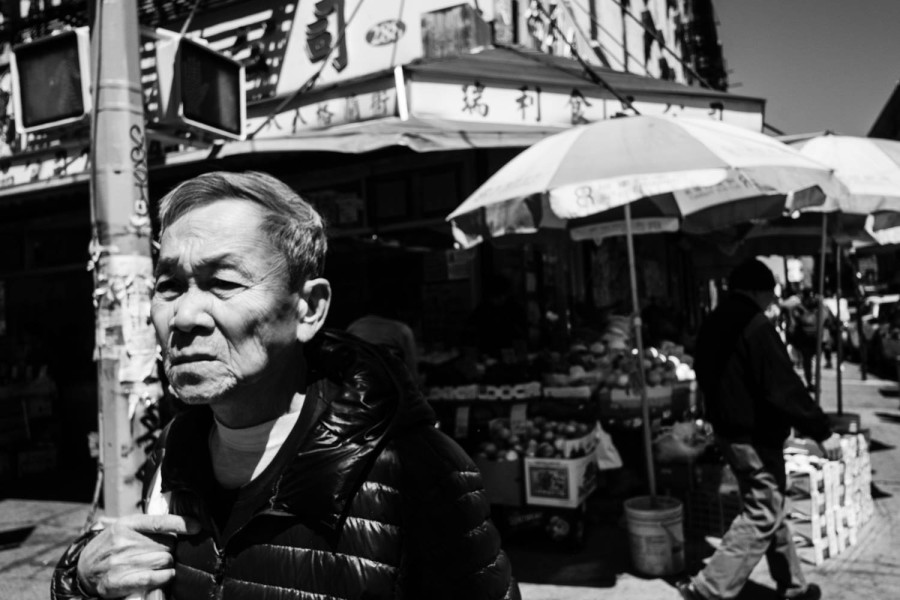 Chinatown Street Photography