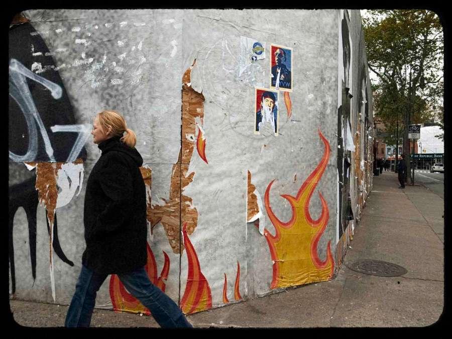 Street Art in Greenwich Village