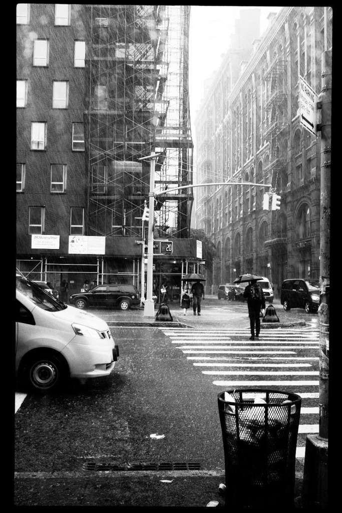 Street Photography on Rainy Days