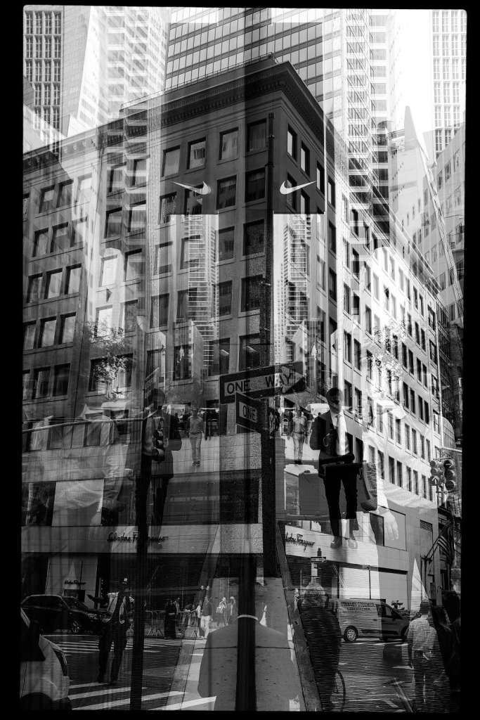 Abstract Street Photography