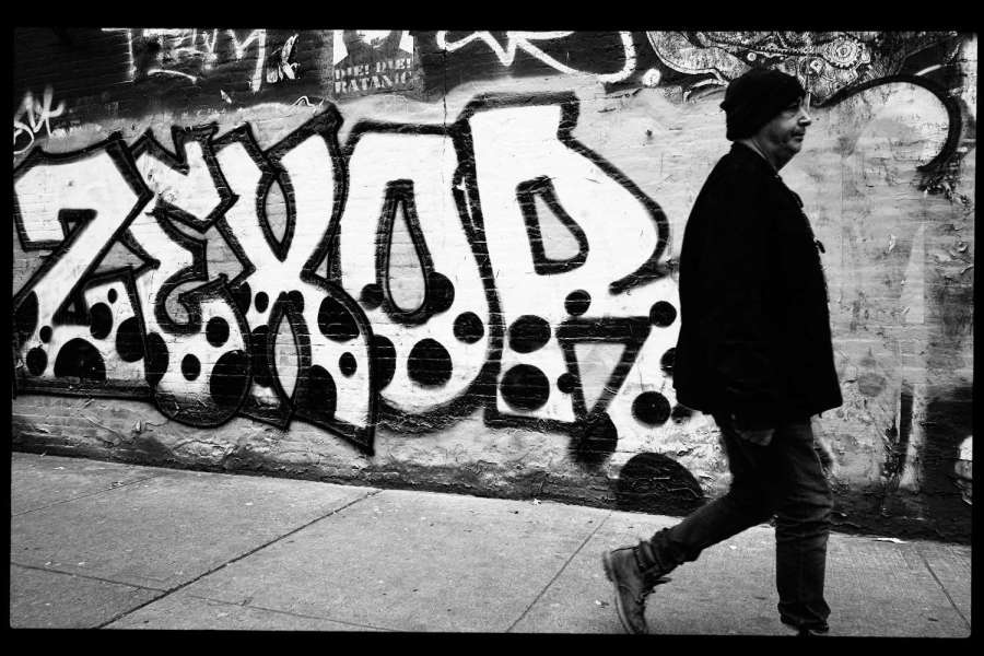 Lower East Side Street Photography