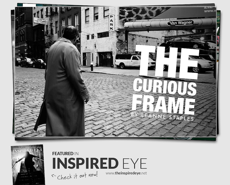 Curious Frame for Inspired Eye