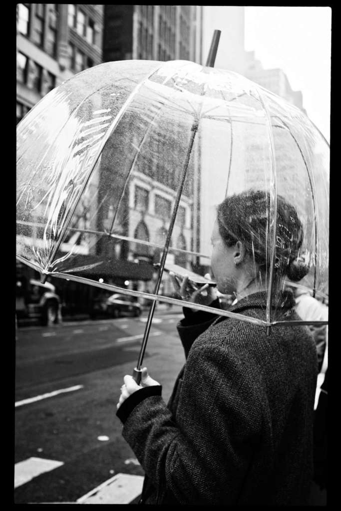 Midtown Monochrome Street Photography