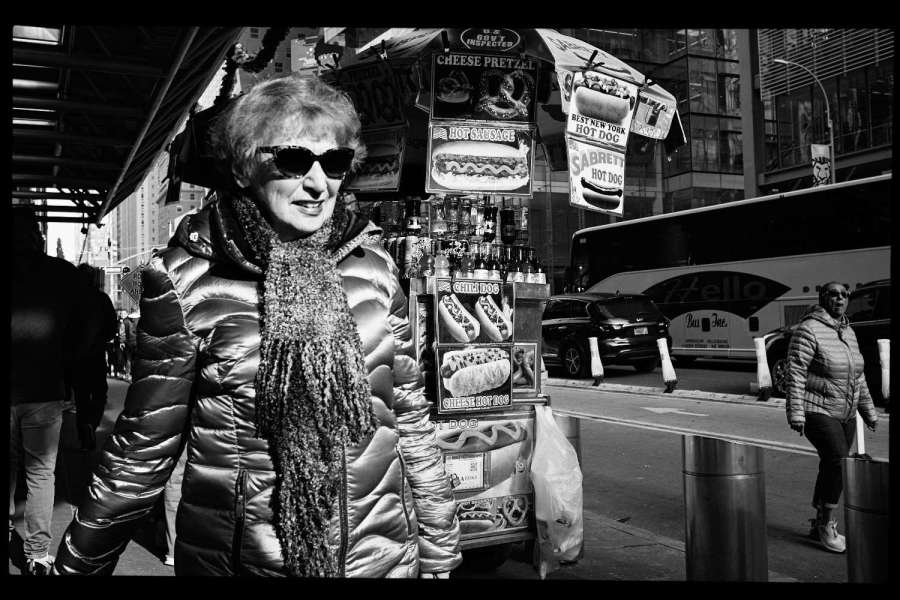 Hell's Kitchen Street Photography