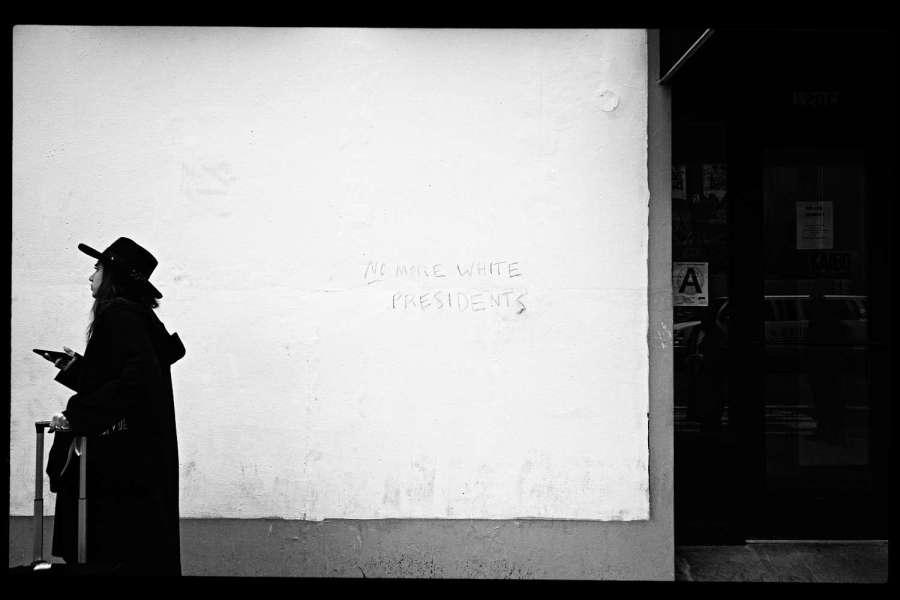 Minimal Street Photography