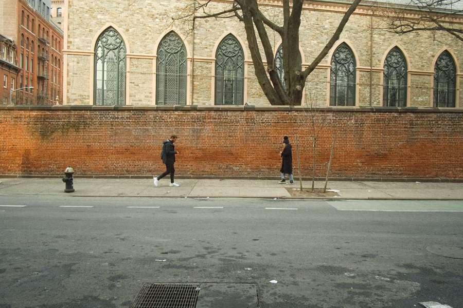 Street Photography in NoLita