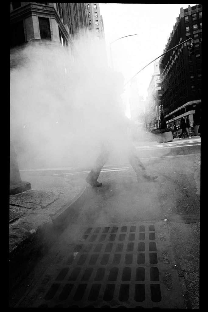 Monochrome NYC street photography