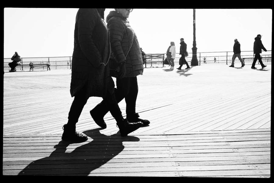 Coney Island Street Photography