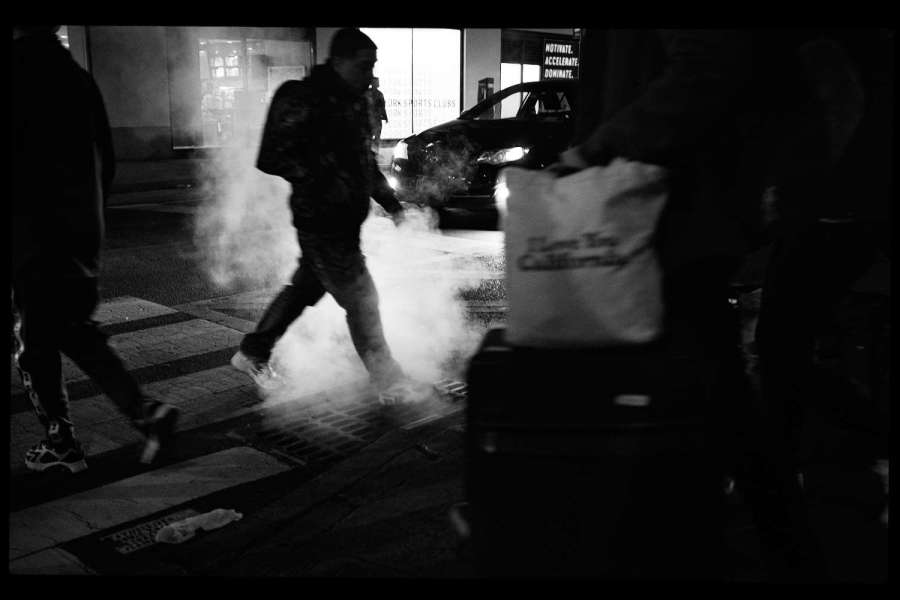 Monochrome Street Photography