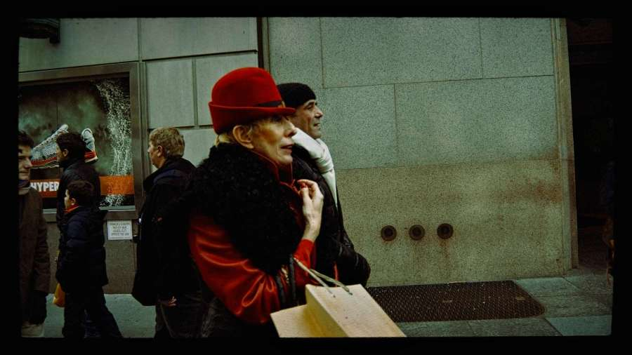 Cinematic Style Street Photography